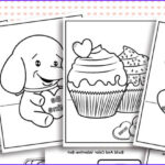 Coloring Things Awesome Collection Free Printable Valentine Coloring Pages & Activity Sheets