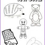 Coloring Things Inspirational Photos Brown Activities For Kids