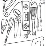 Coloring Tools Beautiful Stock Tools For Tool Kit For When You Are Mad Sad Anxious Etc