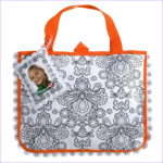 Coloring Tote Bags Luxury Photography Alex Toys Color A Bag & Accessories Color A Tote Bag