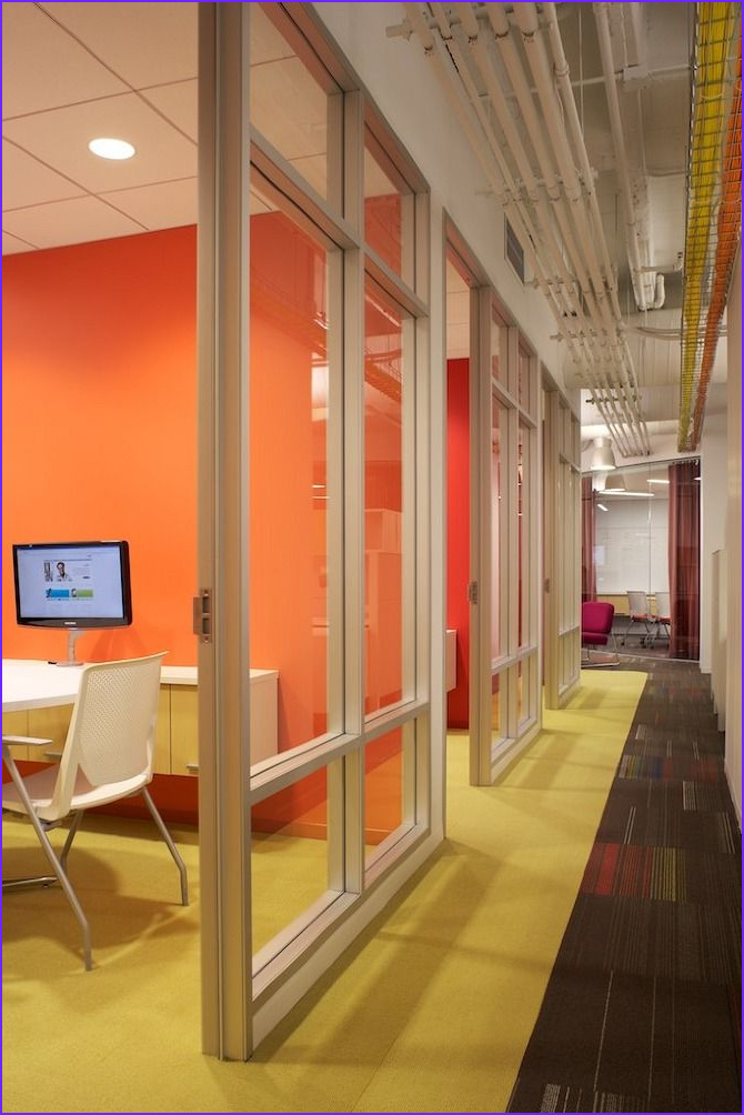 Coloring Wall Inspirational Image Nice Glass Office Walls Colors Exposed Ceilings