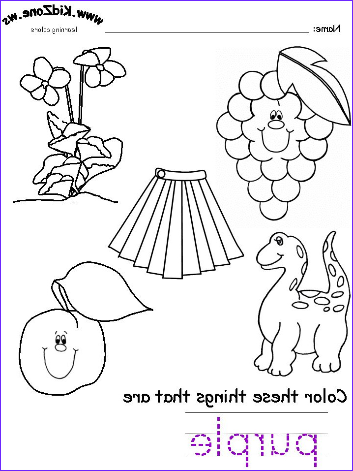 Coloring Worksheets for Kindergarten Elegant Collection Preschool Worksheets Support Learning at Home with these