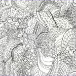 Complicated Coloring Pages For Adults Unique Stock Byrds Words Coloring Books For Grown Ups