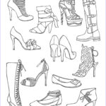 Converse Coloring Page Luxury Image Converse Shoe Coloring Page At Getcolorings