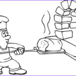 Cooking Coloring Pages Cool Photography Cooking And Baking Coloring Pages