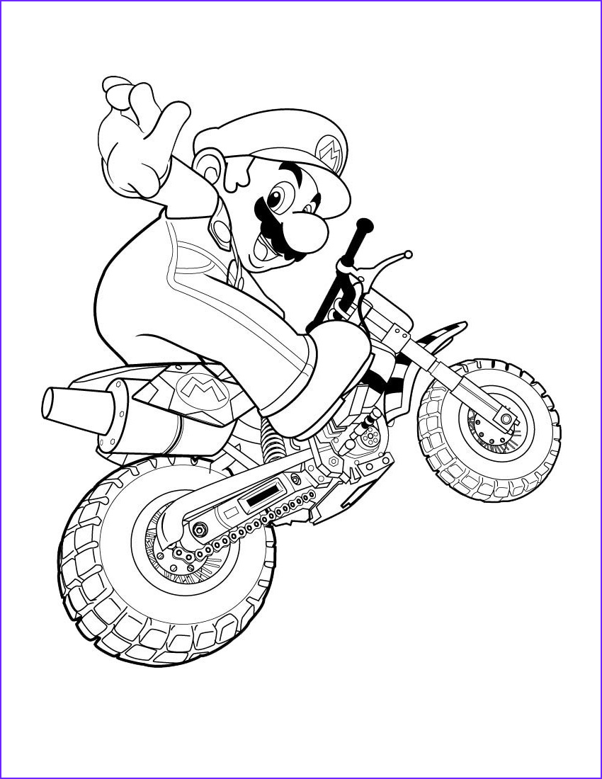 Cool Coloring Books Inspirational Photos Super Mario Coloring Pages Free Printable Coloring Pages