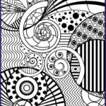 Cool Coloring Pages For Adults Beautiful Image Inspiraled Coloring Page