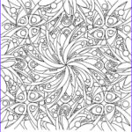 Cool Coloring Pages For Adults Best Of Gallery Difficult Coloring Pages For Adults