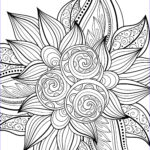 Cool Coloring Pages For Adults Inspirational Photos Cool Printable Coloring Page Small Free Therapy