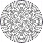 Cool Coloring Pages For Adults New Gallery Free Printable Geometric Coloring Pages For Kids