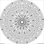 Cool Coloring Pages New Photos Cool Geometric Designs Coloring Page For Free