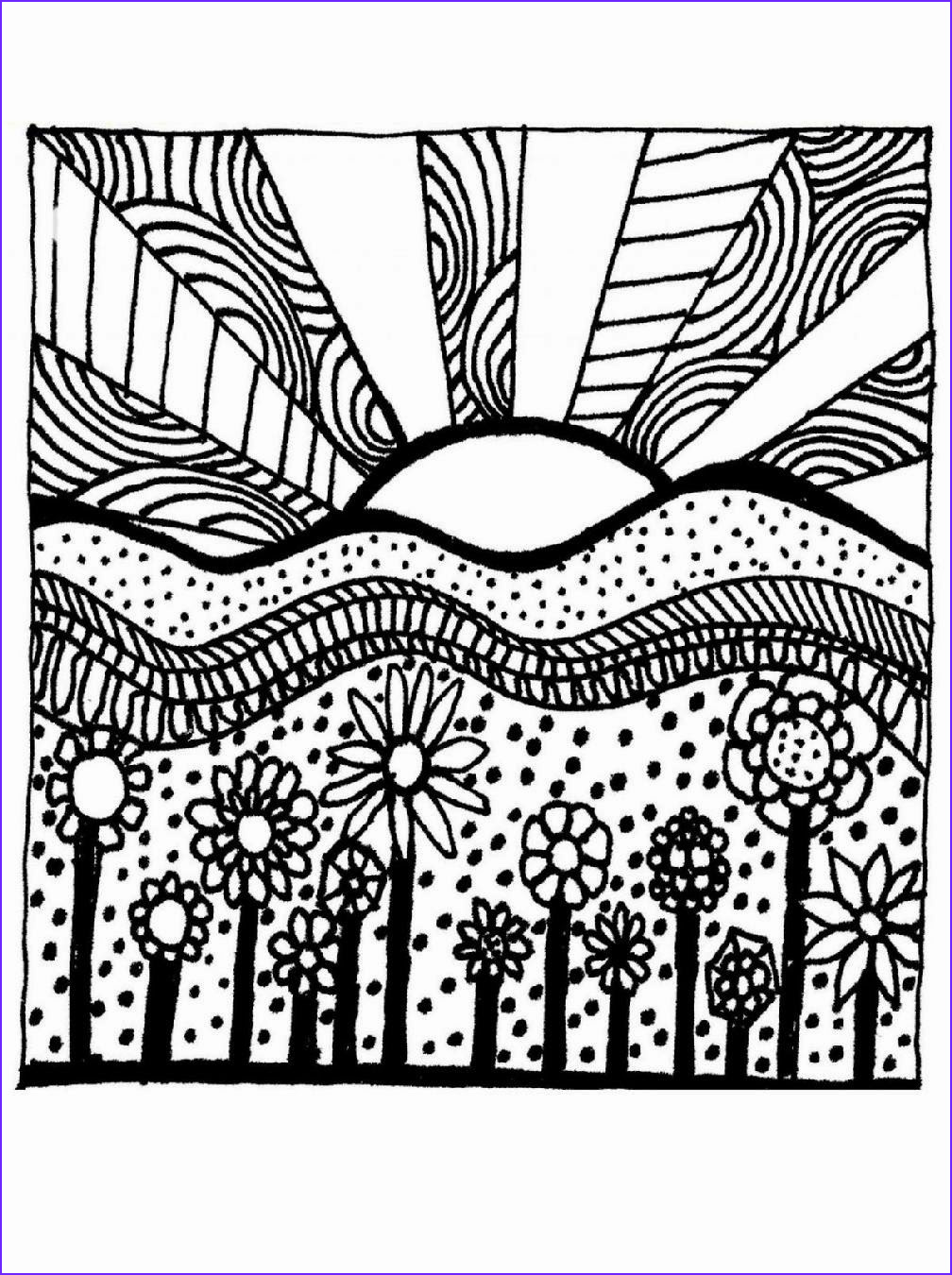 adult coloring sheets