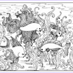 Cool Printable Coloring Pages For Adults Beautiful Collection Coloring Pages For Adults Free