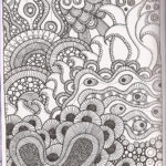 Cool Printable Coloring Pages For Adults Beautiful Gallery Free Printable Zentangle Coloring Pages For Adults