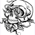 Cool Skull Coloring Pages Inspirational Stock Cool Skull Coloring Pages At Getcolorings