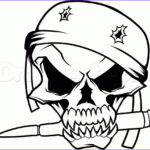 Cool Skull Coloring Pages Unique Collection Cool Flaming Skull Impremedia