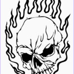 Cool Skull Coloring Pages Unique Photos Cool Skull Drawing At Getdrawings