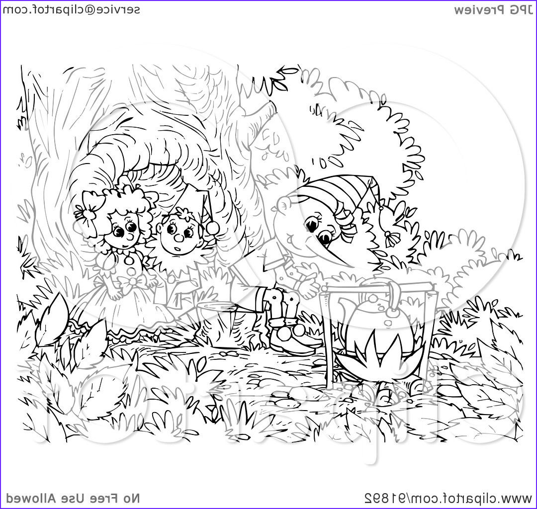 black and white pinocchio coloring page outline 1