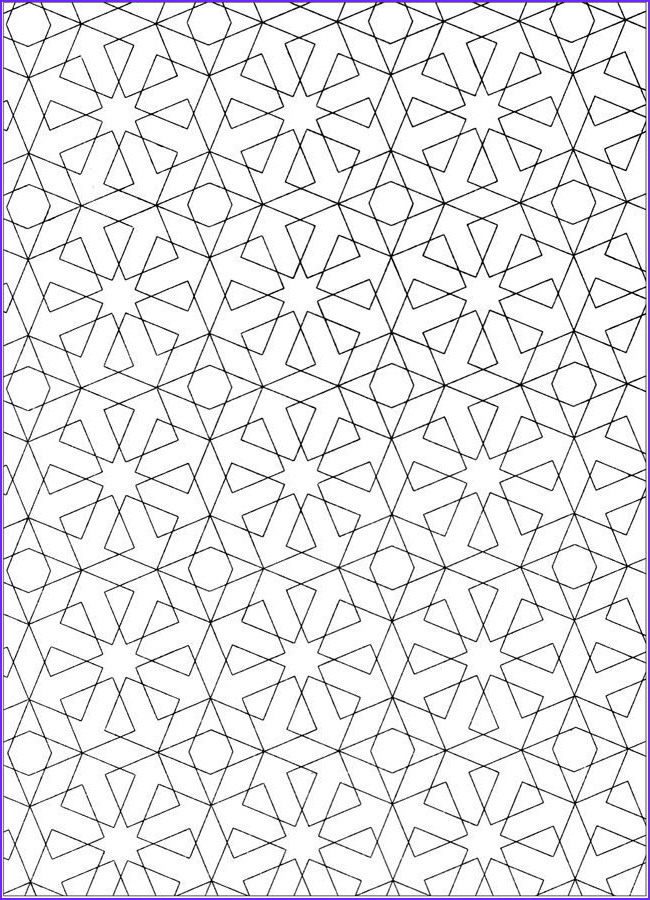 Copyright Free Coloring Pages New Images Wel E to Dover Publications Arabic Patterns to Color