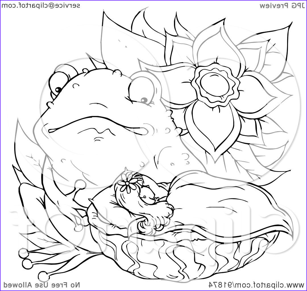 Copyright Free Coloring Pages Unique Photos Royalty Free Rf Clipart Illustration Of A Black and