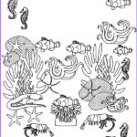 Coral Reef Coloring Page Cool Photos Fish In Coral Reef Ecosystem Coloring Pages Kids Play Color