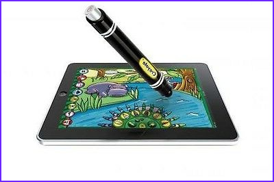 Crayola Electronic Coloring Tablet Beautiful Gallery Griffin Crayola Color Studio Hd Imarker Digital Stylus Pen
