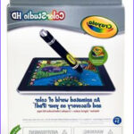 Crayola Electronic Coloring Tablet Best Of Stock Crayola Color Studio Hd Imarker Digital Stylus Pen By