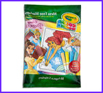 color wonder coloring pad and markers disney princess A021