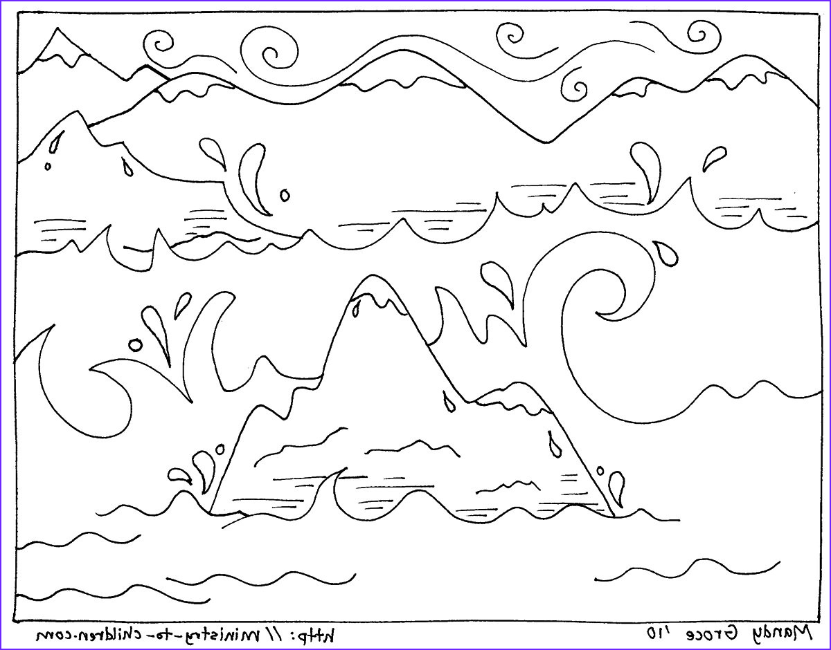 Creation Coloring Sheets Awesome Image Free Christian Coloring Pages for Kids Children and