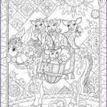 Creative Coloring Books Elegant Photos Creative Haven Playful Puppies Coloring Book By Marjorie