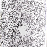 Creative Coloring Books Elegant Stock 9 Best Images About Fanciful Faces Coloring For Adults Art