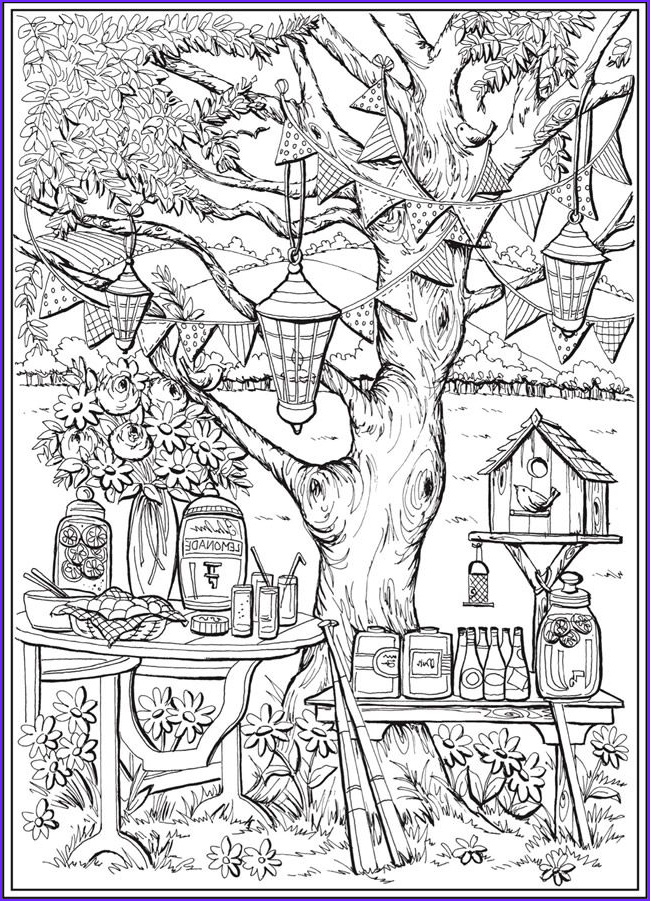 Creative Haven Coloring Pages Best Of Images Page 1 Of 7 Country Charm A Creative Haven Coloring Book