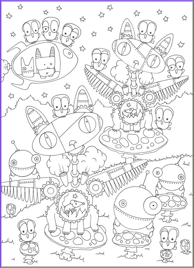 Creative Haven Coloring Pages Elegant Photos Sample Page From Dover Publications Creative Haven