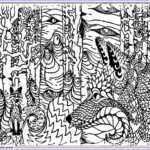 Cross Coloring Pages For Adults Beautiful Images Wolf Coloring Pages For Adults Adult Wolf Coloring Pages 5 F