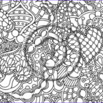 Cross Coloring Pages For Adults Beautiful Photos Free Mandala Designs To Print Classic Style Free Mandala