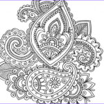 Cross Coloring Pages For Adults Beautiful Photos Free Printable Paisley Coloring Pages At Getcolorings Fr