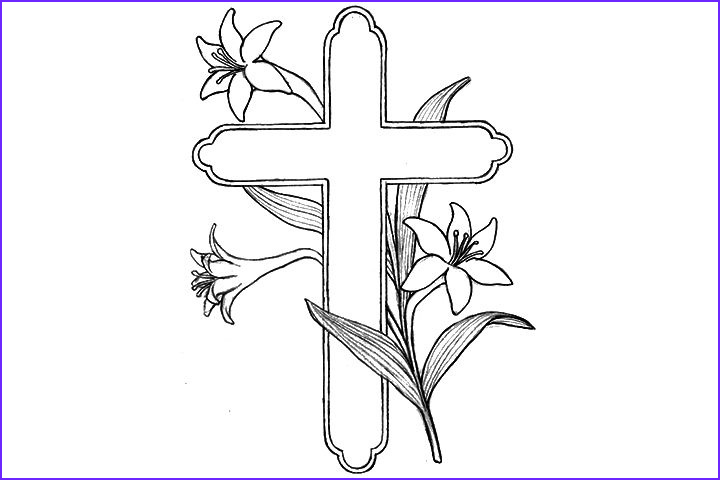 Crosses Coloring Pages Unique Stock Pin by Jeffery Mack On Crafts