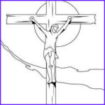 Crucifixion Coloring Pages Awesome Images The Holy Grail Coloring Pages Hellokids