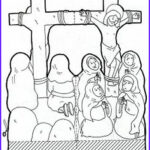 Crucifixion Coloring Pages Inspirational Photos 1000 Images About Sunday School Coloring Pages On