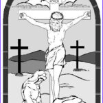 Crucifixion Coloring Pages Luxury Gallery Free Coloring Pages Fun And Games Coloring Books Bible
