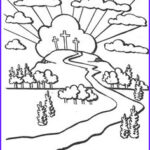Crucifixion Coloring Pages Unique Gallery 1000 Images About Lent Coloring Pages Worksheets For
