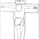 Crucifixion Coloring Pages Unique Photography Bible Story Coloring Page For The Crucifixion Of The Lord