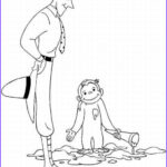 Curious George Coloring Pages Beautiful Photos Free Curious George Coloring Pages For Kids – Technosamrat