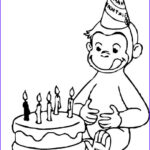 Curious George Coloring Pages Cool Photography Free Curious George Coloring Pages For Kids – Technosamrat