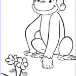 Curious George Coloring Pages Cool Photos 15 Free Printable Curious George Coloring Pages