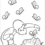 Curious George Coloring Pages Elegant Gallery Curious George Coloring Pages Best Coloring Pages For Kids