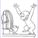 Curious George Coloring Pages Inspirational Image Free Curious George Coloring Pages For Kids – Technosamrat