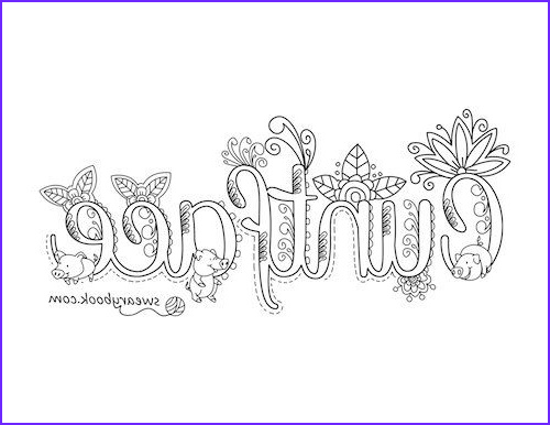 swear word coloring pages sketch templates