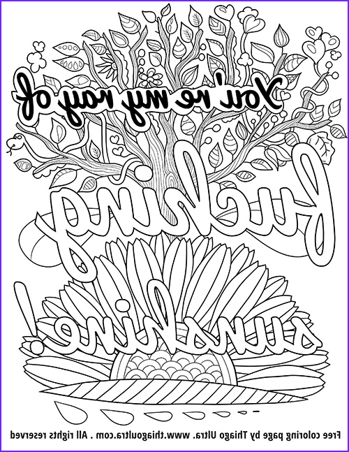 swearing coloring page