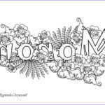 Cuss Words Coloring Pages Cool Photos Moron Swear Words Coloring Page From The By Swearycoloringbook